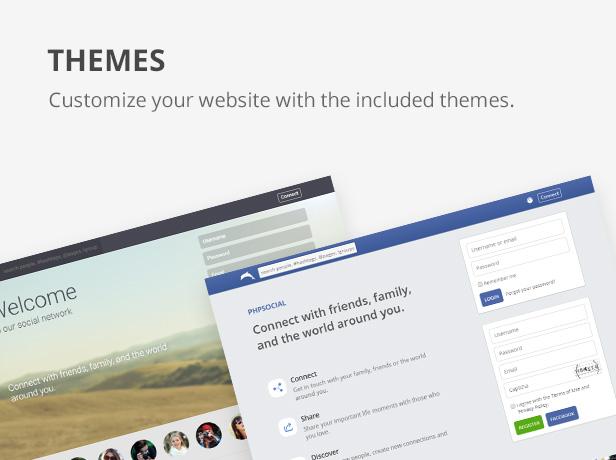 phpSocial - Social Network Platform - 7