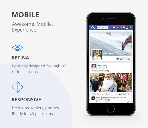 phpSocial - Social Network Platform - 6