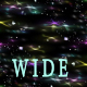 Sky with Neon Stars - VideoHive Item for Sale