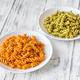 Fusilli with traditional and tomato pesto - PhotoDune Item for Sale