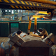 Master looks at the work of two welders on factory - PhotoDune Item for Sale