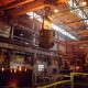 Crane with bucket of liquid metal on steel factory - PhotoDune Item for Sale