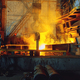 Steel factory, metallurgical or metalworking mill - PhotoDune Item for Sale