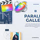 Parallax Gallery - VideoHive Item for Sale