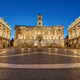 The Piazza del Campidoglio on the Capitoline Hill - PhotoDune Item for Sale