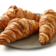 plate of freshly baked croissants - PhotoDune Item for Sale