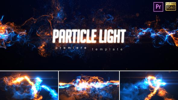 Particle Light – Premiere Pro