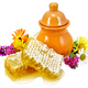Honeycomb with pitcher and flowers - PhotoDune Item for Sale