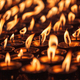 Burning candles in Buddhist temple - PhotoDune Item for Sale