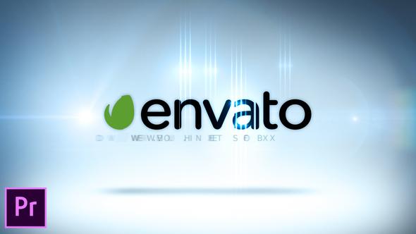 Stylish Corporate Logo – Premiere Pro