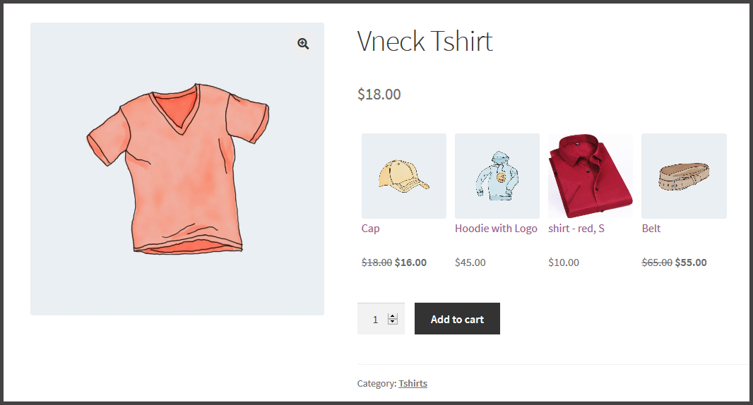 WooCommerce Chained Products - 2