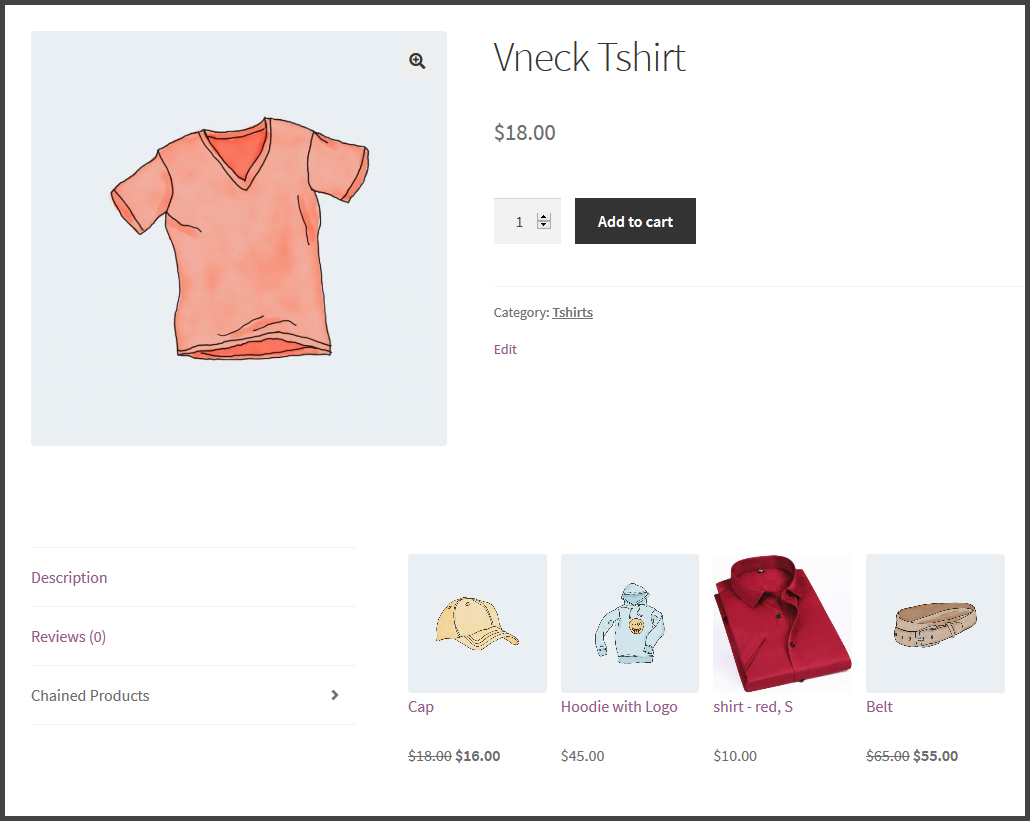 WooCommerce Chained Products - 4