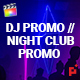 DJ Promo // Night Club Promo | For Final Cut & Apple Motion - VideoHive Item for Sale