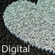 Heart Made With Digits 7 - VideoHive Item for Sale