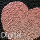 Heart Made With Digits 8 - VideoHive Item for Sale
