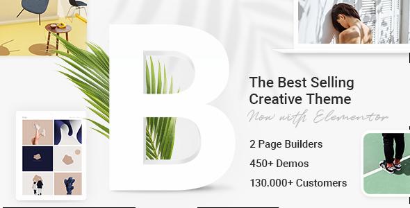 Bridge - Creative Multipurpose WordPress Theme