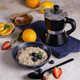 Oatmeal with Berries and Honey - PhotoDune Item for Sale
