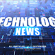 Technology News - VideoHive Item for Sale