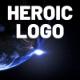 Heroic & Epic Powerful Logo