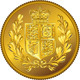 Vector British Money Gold Coin Sovereign - GraphicRiver Item for Sale