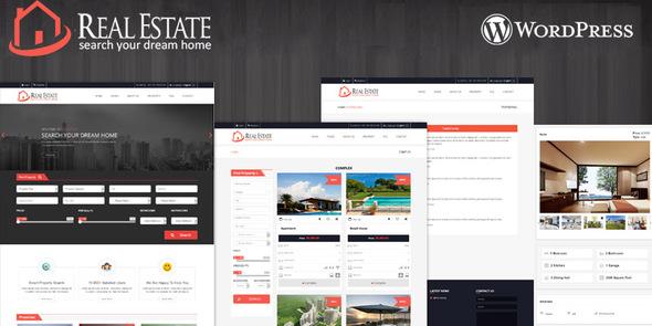 Real Estate WordPress Theme by TmdStudio