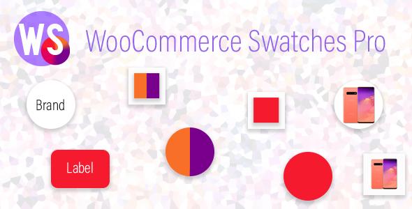 WooCommerce Swatches Pro Plugin