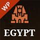 Egypt - Museum & Exhibition WordPress Theme