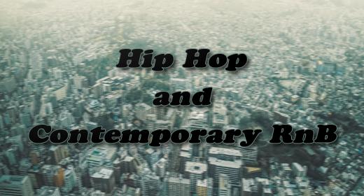 Hip Hop & Contemporary RnB