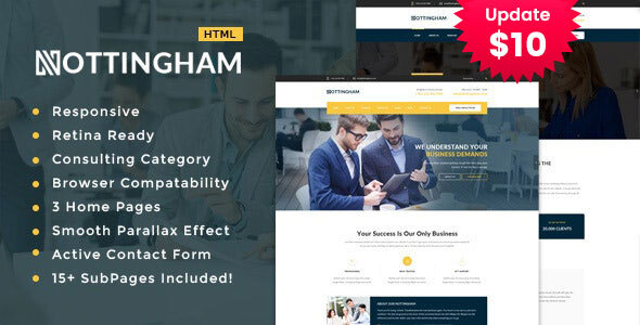 Nothingham - Finance and Consultancy Template by template_path