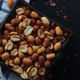 Close-up view of peeled and roasted peanuts - PhotoDune Item for Sale