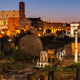 View over the ruins of the Roman Forum - PhotoDune Item for Sale