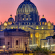 The St. Peters Basilica in the Vatican City - PhotoDune Item for Sale