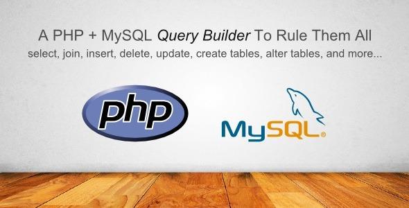 PHP MySQL Helper Library
