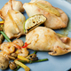 Squid stuffed with vegetables - PhotoDune Item for Sale