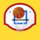 Basketball Hits Rim