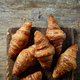 freshly baked croissants - PhotoDune Item for Sale