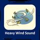 Heavy Wind Sound