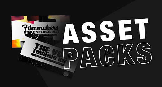 Asset Packs