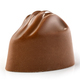 chocolate praline on white background - PhotoDune Item for Sale