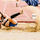 woman long jump in track and field - PhotoDune Item for Sale