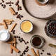 Fresh coffee with cinnamon - PhotoDune Item for Sale