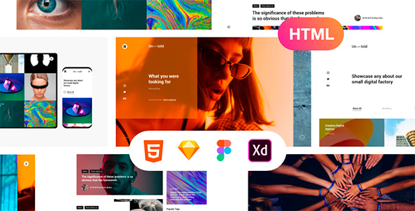 Ontold | Creative Agency for Digital Age by helloDigi
