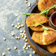 Peas cutlets on a plate - PhotoDune Item for Sale