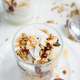 Healthy Energy-boosting Granola and Yogurt Breakfast - PhotoDune Item for Sale