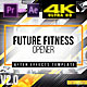Future Fitness Opener V2 - VideoHive Item for Sale