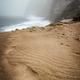 Santo Antao, Cape Verde - Cruzinha da Garca. Mountain moody coastline and Atlantic ocean waves - PhotoDune Item for Sale