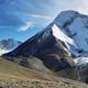 Kang Yatse I and II summits (6496m and 6250m) from Kang Yatse viewpoint, India - PhotoDune Item for Sale
