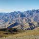 Colorful mountains along Markha Valley trek, Ladakh, India. - PhotoDune Item for Sale