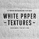White Paper Textures