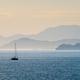 Cruise liner ship in Mediterranea sea - PhotoDune Item for Sale
